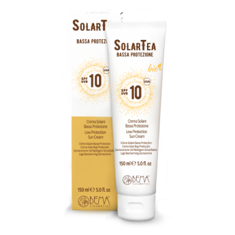 LOW PROTECTION SUN CREAM - SPF 10 - FRESH COCONUT