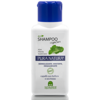 ECO RE-BALANCING NORMALISING MOISTURISING SHAMPOO – HAIR WITH DANDRUFF AND DRYNESS