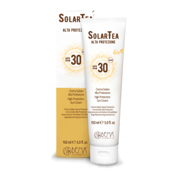 HIGH PROTECTION SUN CREAM - SPF 30 - FRESH COCONUT