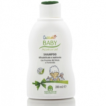 BABY SHAMPOO - EXTRA DELICATE - NO MORE TEARS