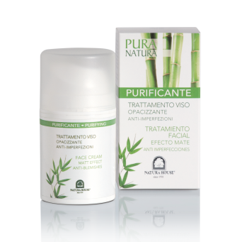 PURIFYING MATT EFFECT FACE CREAM - ANTI IMPERFECTIONS