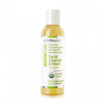 FACIAL CLEANSER AND WASH - PURE JASMINE