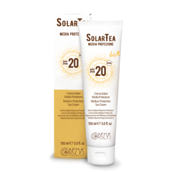 MEDIUM PROTECTION SUN CREAM - SPF 20 - FRESH COCONUT