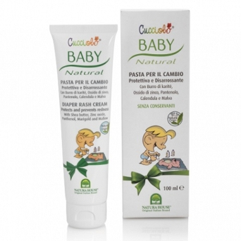 BABY DIAPER RASH CREAM - PROTECTS AND PREVENTS