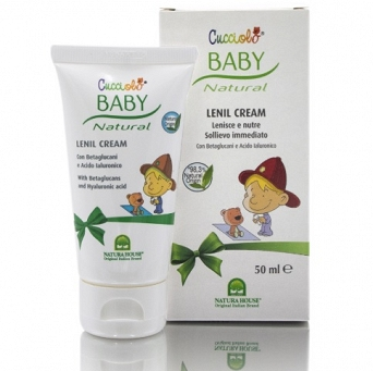 BABY SOOTHING CREAM - RELIEF FROM FIRST USE