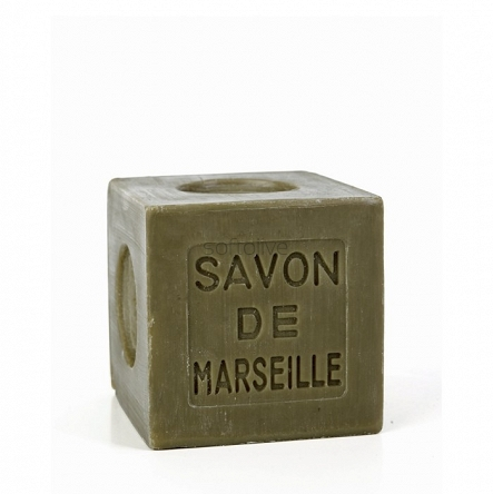 OLIVE OIL TRADITIONAL MARSEILLE SOAP 200g