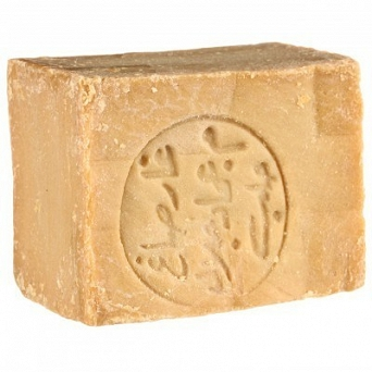 TRADITIONAL ALEPPO GHAR SOAP 50% LAUREL OIL - ALEPPO FOR PSORIASIS AND ECZEMA