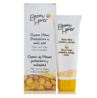HONEY HAND CREAM - PROPOLIS - ANTI AGING - PROTECTIVE