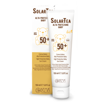 BABY HIGH PROTECTION SUN CREAM - 50+ SPF