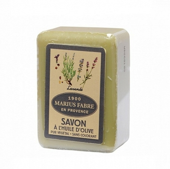 MARSEILLE OLIVE OIL SOAP - LAVENDER